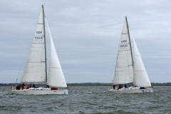 The Global MBA Trophy - Sunsail Regatta Fri 26 and Saturday 27th April4024 4012Warwick / WHUHenley